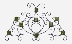 Grand Old Fashion Wall Sconce Candle Holder Brand Woodland