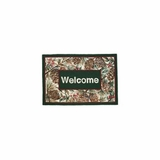 Grand Welcome Christmas's Hooked Rug by 123 Creations
