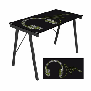 Graphic Top Exponent Desk Headphone by Lumisource