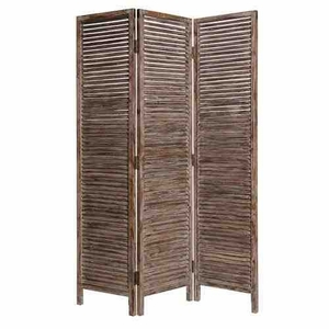 Hacienda Screen, A3 Panel Wood Screen, 63 Inch L x 72 Inch H Brand Screen Gems