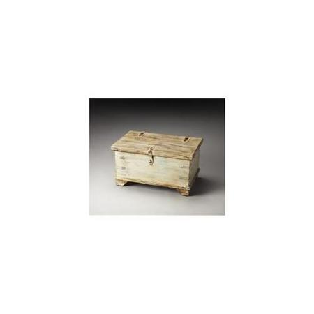 Bts  Hancock Solid Wood Storage Box  W By Butler Specialty