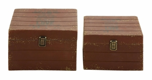 Handmade Wooden Trinket Box Set Perfect For Jewelry Brand Woodland