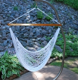 Hanging Polyester Rope Chair by Alogma