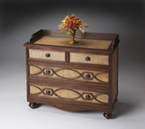 "Heritage Drawer Chest 36""W by Butler Specialty"