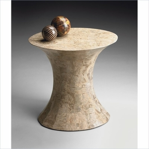 "Heritage Side Table 22.5""W by Butler Specialty"