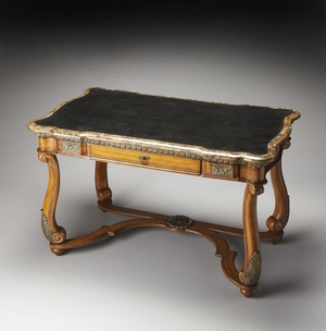 """Heritage Writing Desk 50""""W by Butler Specialty"""