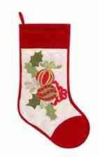 Holiday Ornaments Stocking Pair, 8.5 Inch X 20 Inch Brand C&F