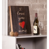 Holly & Martin Swoon Wall Panel - I Love You More by Southern Enterprises