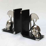 Home Decor _ Armor Helmet Bookend Pair Brand IOTC