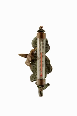 Hummingbird Wall Mounted Thermometer To Enjoy Sea Shore Beauty Brand SPI-HOME