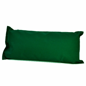 Hunter Green Deluxe Hammock Pillow by Alogma