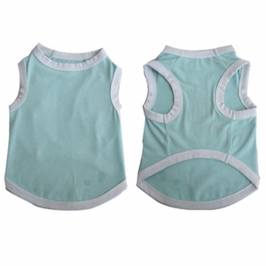 Iconic Pet - Pretty Pet Blue Tank Top - Medium