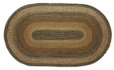 Impressive Kettle Grove Jute Rug Oval by VHC Brands