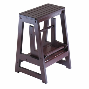 Winsome Wood Innovative & Interesting Piece of Step stool