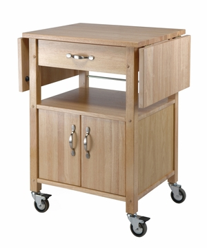 Innovative & Splendid Piece of Kitchen Cart by Winsome Woods