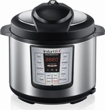 Instant Pot IP-LUX50 6-in-1 Programmable Electric Pressure Cooker, 5L/5.28-Quart
