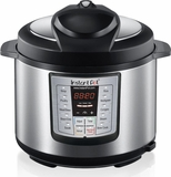 Instant Pot IP-LUX60 6-in-1 Programmable Electric Pressure Cooker, 6.33-Quart by Instant Pot