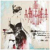 Interesting Styled Mon Amour Painting by Yosemite Home Decor