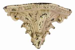 Intricately Crafted and Widely Designed Resin Corbel by Urban Trends Collection