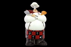 Japanese Attractive Unique Must Have Resin Chef