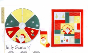 Jolly Santa Throw Blanket To Cover Your Warm Bed Brand C&F