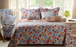 Just 4 Kids Collection Euphoria Multi Color Standard Sham by Greenland Home Fashions