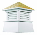 "Kent Cupola 84"" x 113"" - Vinyl by Good Directions"