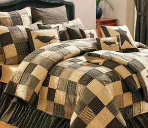 Kettle Grove Cotton Quilt OS Luxury King 110x97 Brand VHC