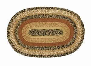 Kettle Grove Oval Braided Rugs Brand VHC