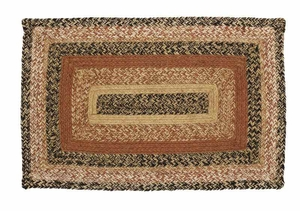 Kettle Grove Rectangle Braided Rugs Brand VHC