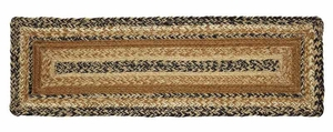 Kettle Grove Rectangle Braided Stair Treads Brand VHC