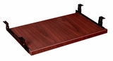 Keyboard Tray, Mahogany by Boss Chair