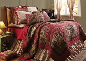 King Bedding - Tacoma Style Luxury Quilt For Your Bed Brand VHC