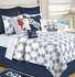 Knotty Buoy Oversized King Quilt with 100% Cotton and Cotton Fill Brand C&F