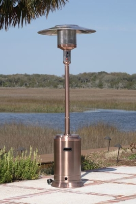 Latina Patio Heater, High Quality Sturdy And Stylish Powerful Entity by Well Travel Living
