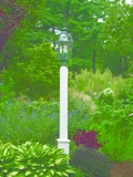 Lazy Hill Farm Designs Cambridge Lantern Post by Lazy Hill Farm Designs