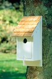 Lazy Hill Farm Designs Classic Blue Bird House by Lazy Hill Farm Designs