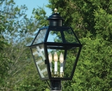 Lazy Hill Farm Designs Lexington Lantern - Black by Lazy Hill Farm Designs