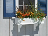 "Lazy Hill Farm Designs Montauk Window Box - 60"" by Lazy Hill Farm Designs"