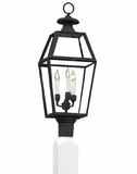 Lazy Hill Farm Designs Old Colony Lantern - Black by Lazy Hill Farm Designs