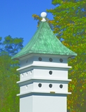 Lazy Hill Farm Designs Purple Martin Cupola by Lazy Hill Farm Designs