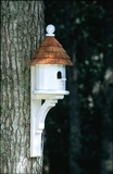 Lazy Hill Farm Designs Small Shingled Bird House by Lazy Hill Farm Designs