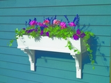 "Lazy Hill Farm Designs Sunrise Window Box - 48"" (2 Brackets) by Lazy Hill Farm Designs"