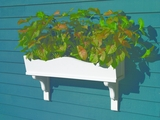 "Lazy Hill Farm Designs Weaver Window Box - 60"" (3 Brackets) by Lazy Hill Farm Designs"