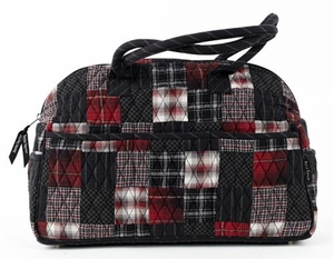 Lexington Style Handbag - Quilted Traveler Purse By Bella Taylor Brand VHC