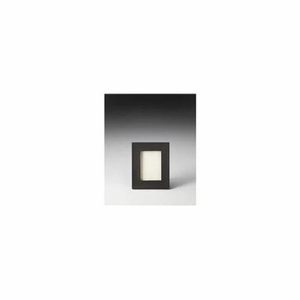 """Lido Black Leather Picture Frame 8.25""""W by Butler Specialty"""