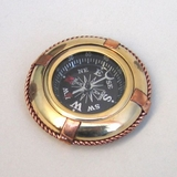 Lifebuoy Compass Brass Use It To Entertain The Visitors Brand IOTC