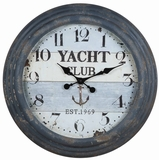 Like Ocean Rowland Clock by Cooper Classics