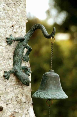 Lizard Garden Bell Sweetens Your Life With Melodious Sound Brand SPI-HOME