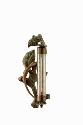 Lizard Wall Mounted Thermometer Makes Wall Space Interesting Brand SPI-HOME